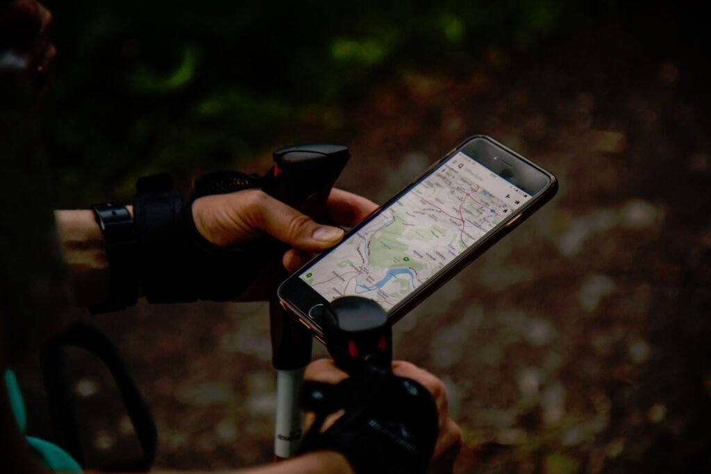دستگاه جی پی اس کوهنوردی