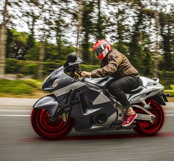 امکانات ردیاب موتور سیکلت رادار