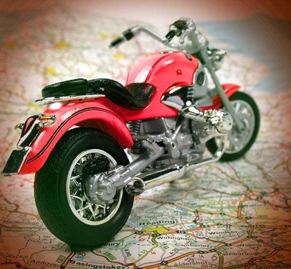 نصب ردیاب موتور سیکلت