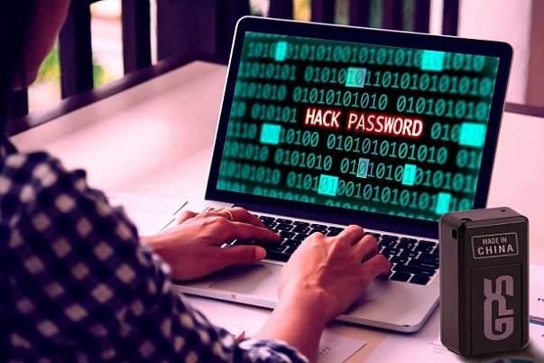 امکان هک شدن در ردیاب چینی