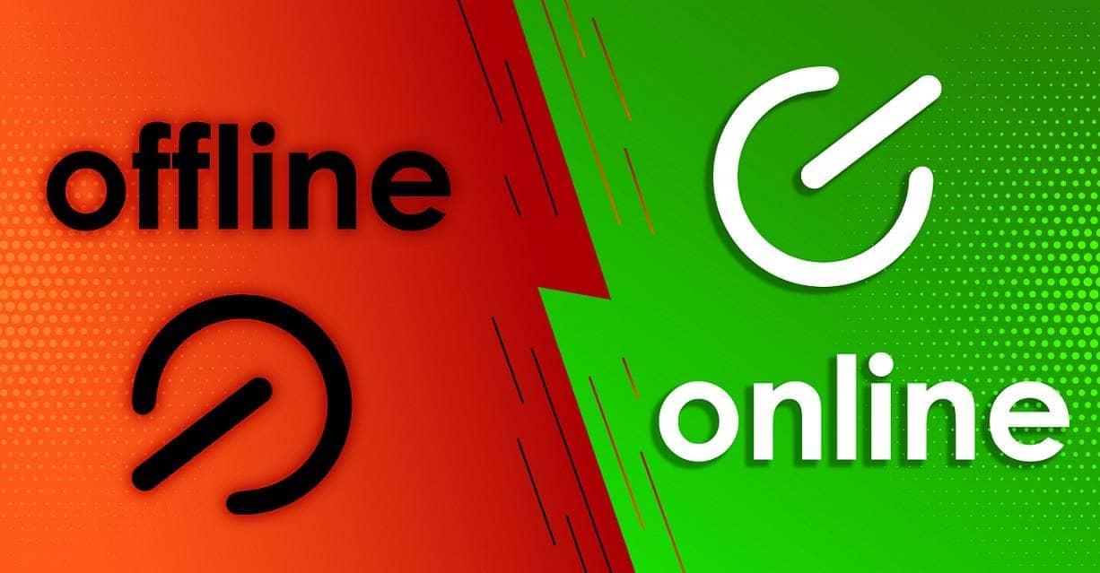 تفاوت ردیاب آنلاین و افلاین