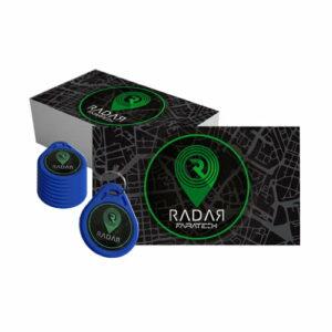 کارت ضد سرقت یا RFID