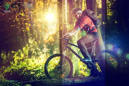 یکی از فواید دوچرخهسواری ماجراجویی و کشف راههای تازه است.
