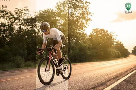 از فواید دوچرخهسواری شادابی و نشاط را میتوان نام برد.