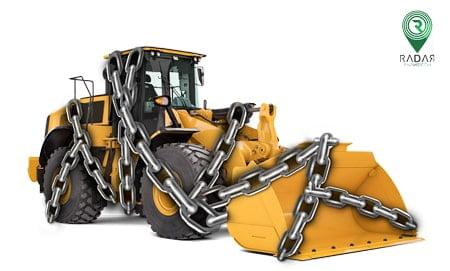 ردیاب تجهیزات برای جلوگیری از سرقت وسایل