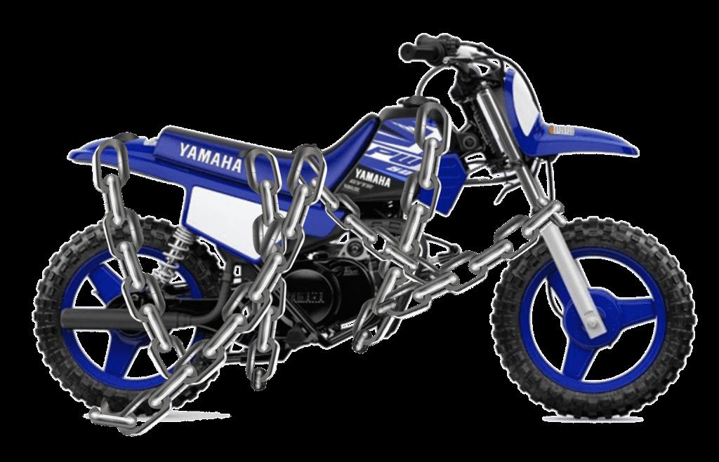 جلوگیری از سرقت موتور سیکلت