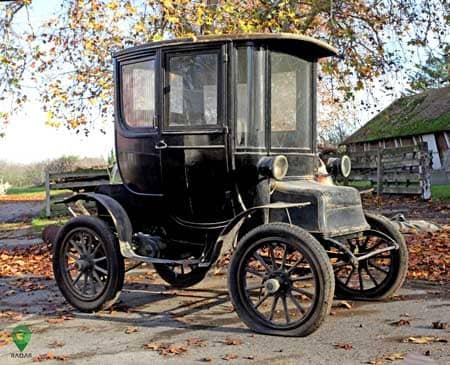 اولین ماشین الکتریکی، اولین تلاشها برای دستیابی به خودرو