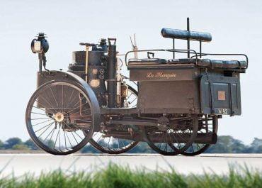 اولین ماشین چطور اختراع شد؟