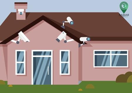 توصیه های پیشگیری از سرقت منزل