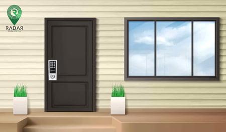 توصیه های جلوگیری از سرقت منزل