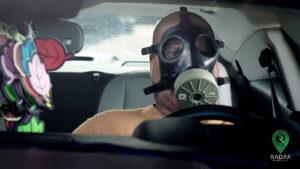 بوی بنزین